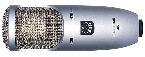 akg perception 200 akg perception 200 1 condenser microphone cardioid pattern frequency. Black Bedroom Furniture Sets. Home Design Ideas