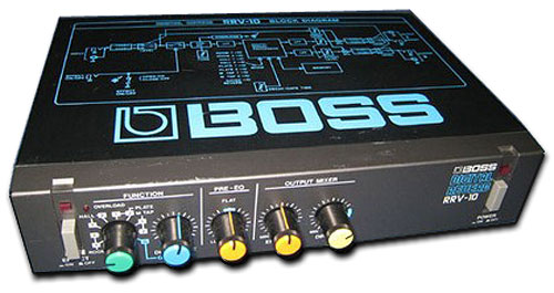new here.  would really like to hear your music BOSS_RRV-10_main