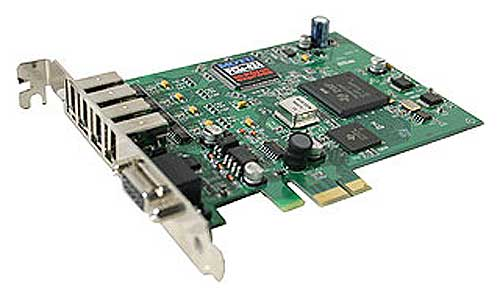 Mark Of The Unicorn 424 Pci Express Card Motu 424 Pci Express Card Compatible With Apple Powermac Dualcore And Windows Systems With Pci Ex