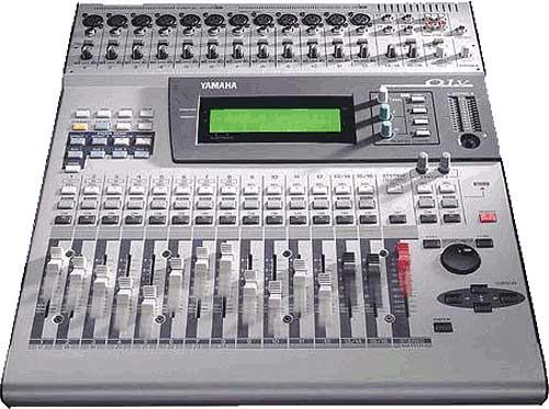 yamaha 01v manual yamaha 01v digital mixer the worlds first rh dancetech com Yamaha O1V96 Yamaha 01V Review
