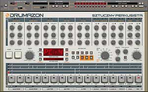 D16 Group Drumazon - Super 909 clone drum software which
