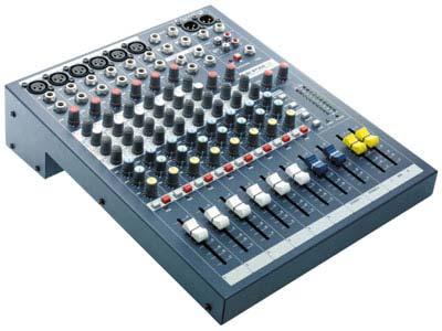 Soundcraft GHOST 24 EXP - Soundcraft Ghost 24 Expander