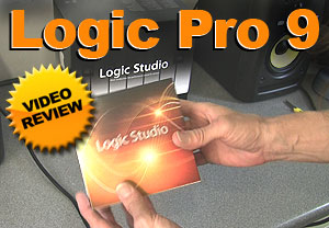 Apple Logic Pro 9 New Features Training