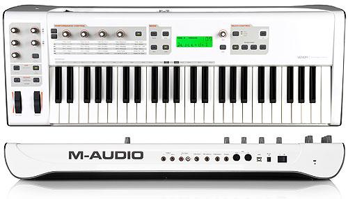 m audio keystation 49e drivers