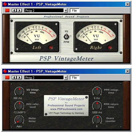 Psp vintage warmer au