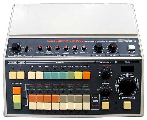 Roland D50 - manual - A classic old skool digital synth from