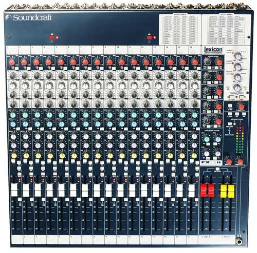 soundcraft spirit fx 16 ii soundcraft spirit folio fx16 ii mixer rh dancetech com Live Planet Rock and Roll Spirit Spirit Band Live