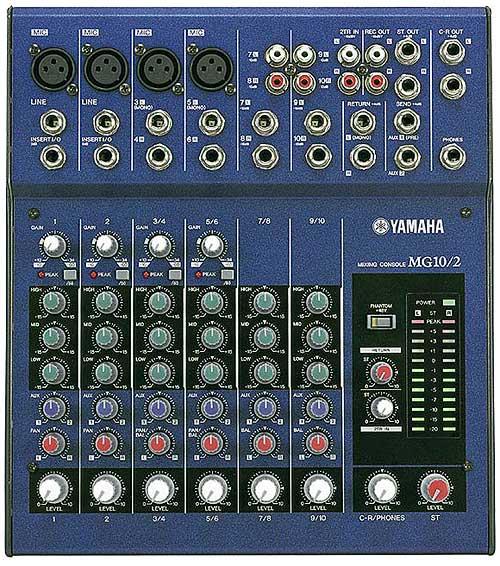 Manual De Yamaha Mg Fx