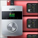 Focusrite remote control mic pres