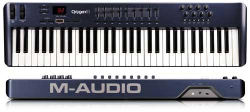 m audio oxygen 61 3rd gen m audio oxygen 61 3rd gen midi usb rh dancetech com m-audio oxygen 61 user manual m audio oxygen 61 manual español