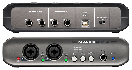 M-Audio Mobilepre Usb Software