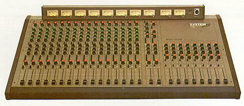 Allen Amp Heath System 8 16 8 2 Manual The Classic