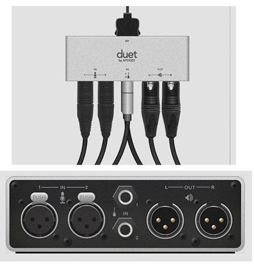 Apogee Duet 2 - Apogee Duet 2, USB 2 0 high speed Audio