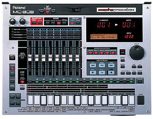 Нажмите на эту ссылку, чтобы перейти к Roland mc-505 грувбокс beatmachine 8